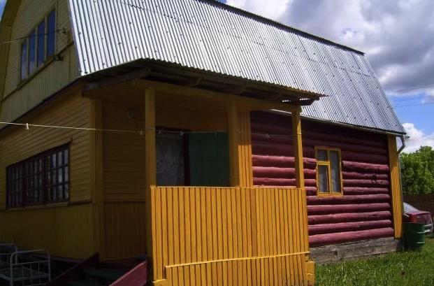 дача Новорижское шоссе, направление, Рузский район