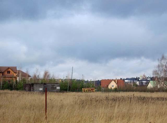 земельный участок в Звенигороде