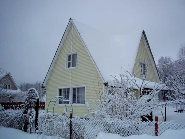 дача в деревне Бутырки