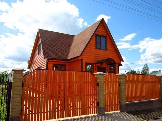 дом в Зенькино