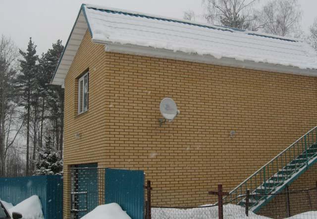 дом дача в Нахабино в Красногорском районе