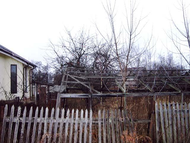 Участок в селе Ершово